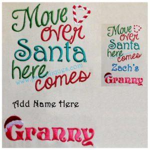 Granny Comes Here